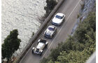 Sportwagen, Mercedes SSK, Mercedes 300 SL, Mercedes SLS AMG
