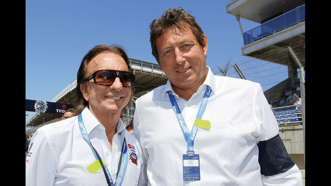 Sportwagen WM, Emerson Fittipaldi