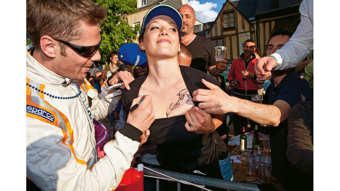 Sportwagen-WM, Fan,Autogramm