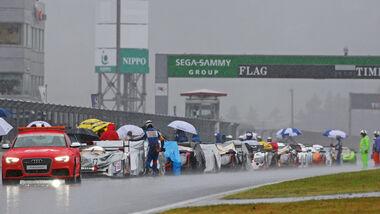 Sportwagen-WM, Fuji, Safety Car