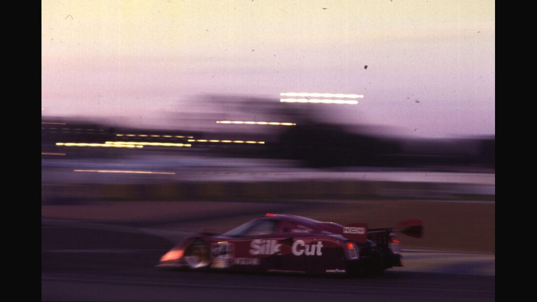 Sportwagen-WM, Le Mans, Jaguar