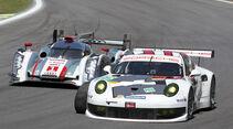 Sportwagen WM, Porsche, Reifenschaden