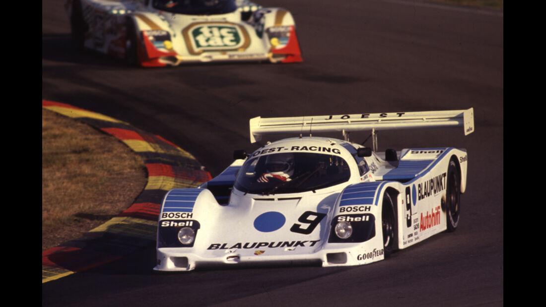 Sportwagen-WM, Porsche, Rennszene