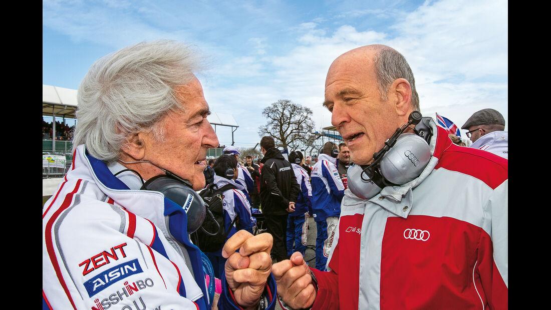 Sportwagen-WM, Wolfgang Ullrich, Hugues de Chaunac