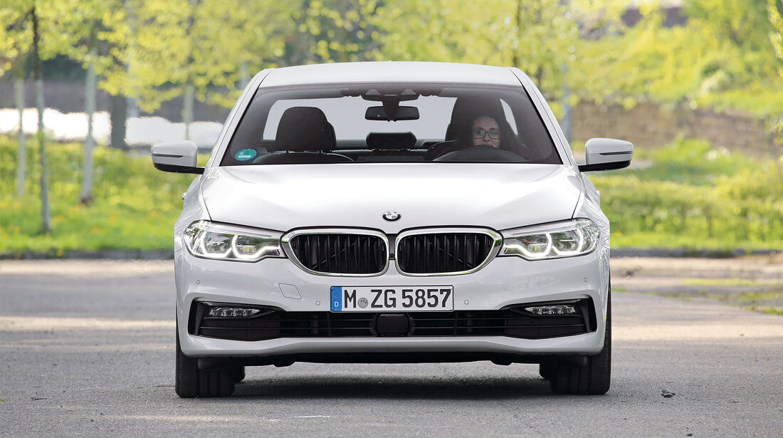 Sprachbedienung Test AMS1317 BMW 5er
