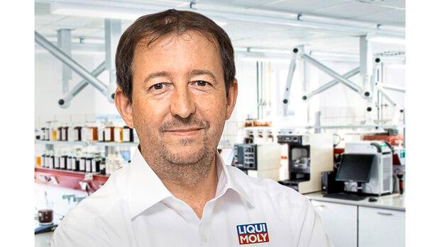 Spurensuche im Motoröl, Oliver Kuhn