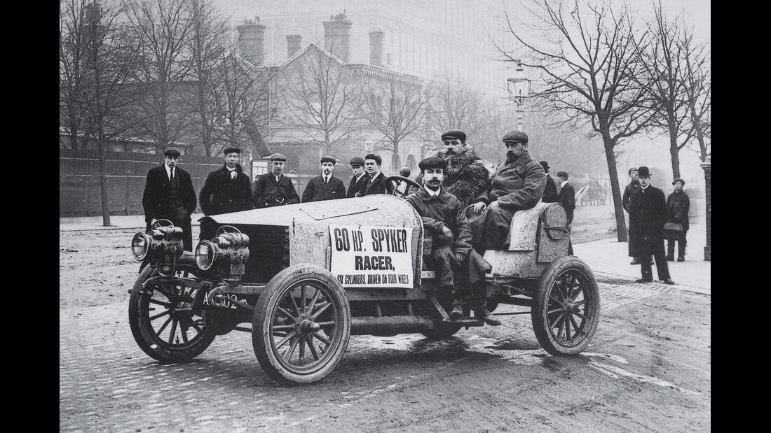 Spyker 60 hp, Crystal Palace