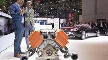 Spyker C8 Preliator Spyder Teaser