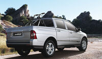 Ssangyong Actyon Sports Genf 2012