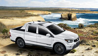 Ssangyong Actyon Sports Pickup Modelljahr 2017