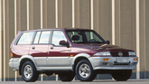 Ssangyong Musso 3.2 24V