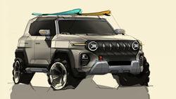 Ssangyong X200 Concept