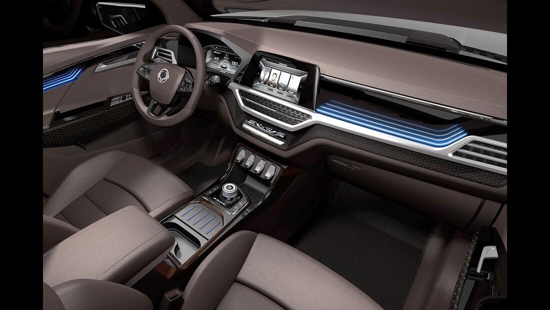 Ssangyong XAVL SUV Concept