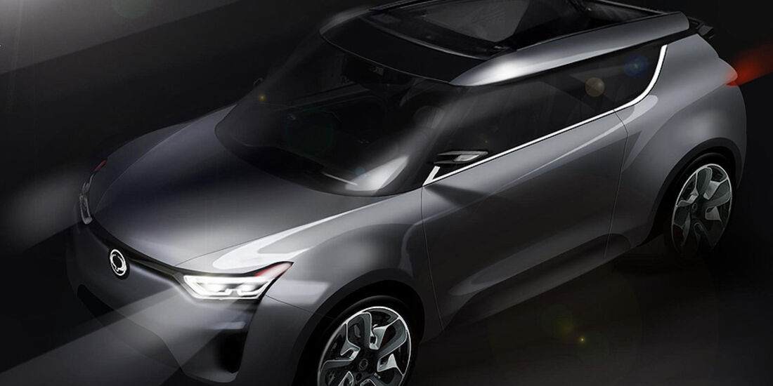 Ssangyong XIV-2 Genf 2012