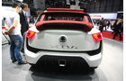 Ssangyong XIV 2 Genf Studie Concept 2012