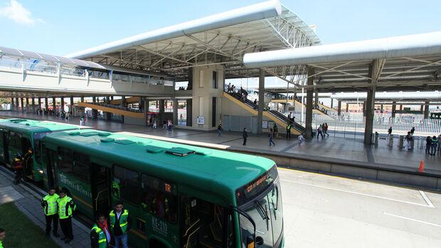 Stadtentwicklung, Kongress, Bogota