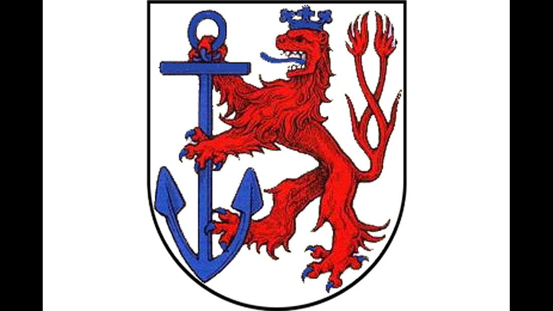 Stadtwappen Düsseldorf