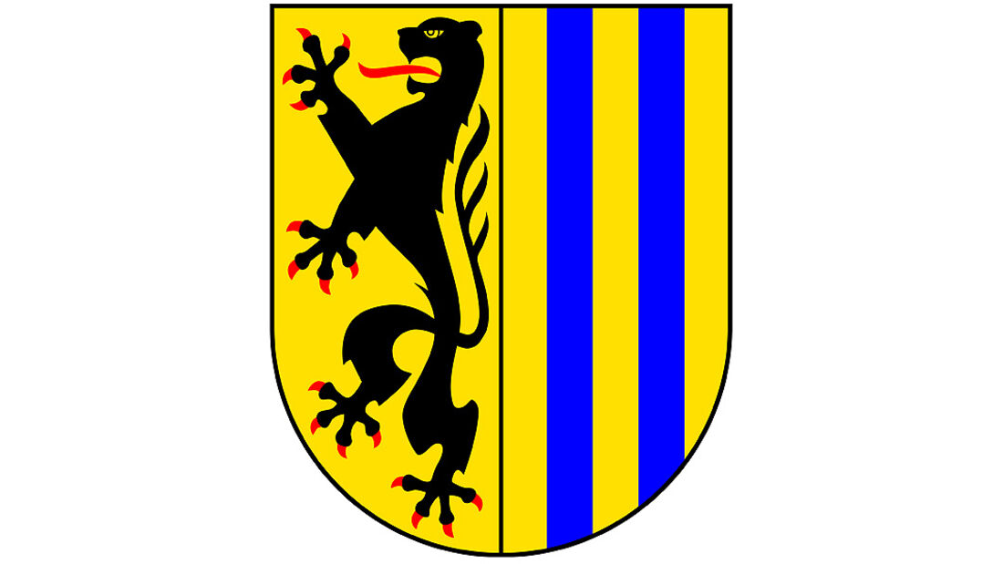 Stadtwappen Leipzig