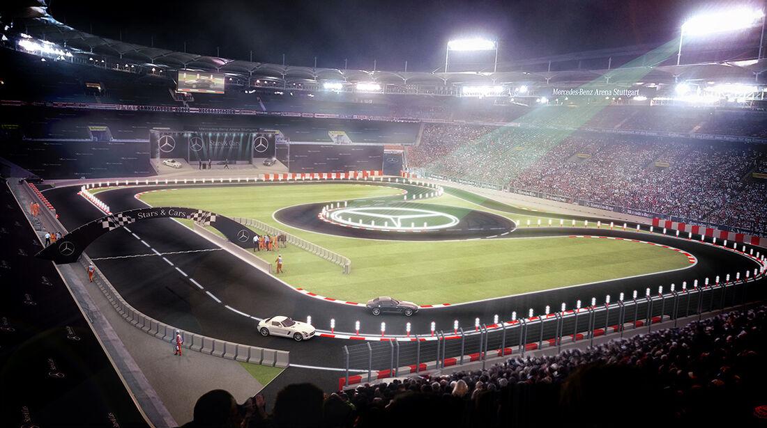 Stars & Cars 2015 - Mercedes-Benz Arena
