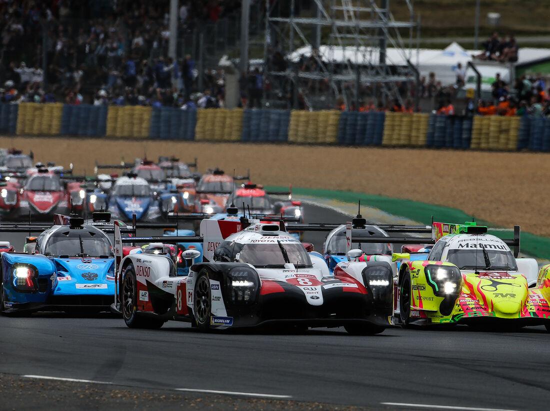 24h Rennen Le Mans