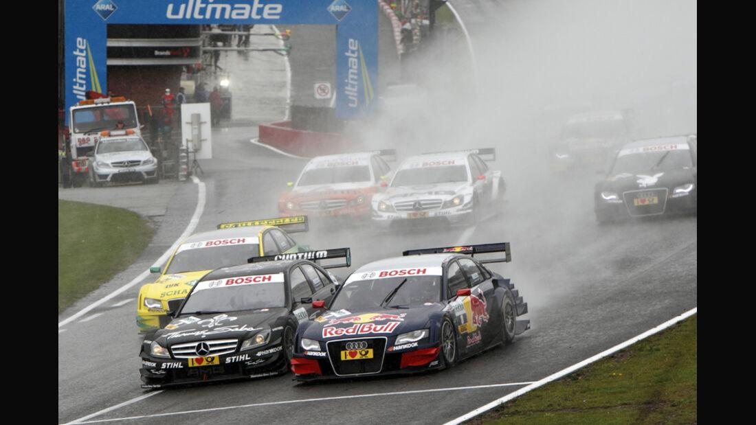 Start DTM Brands Hatch 2011
