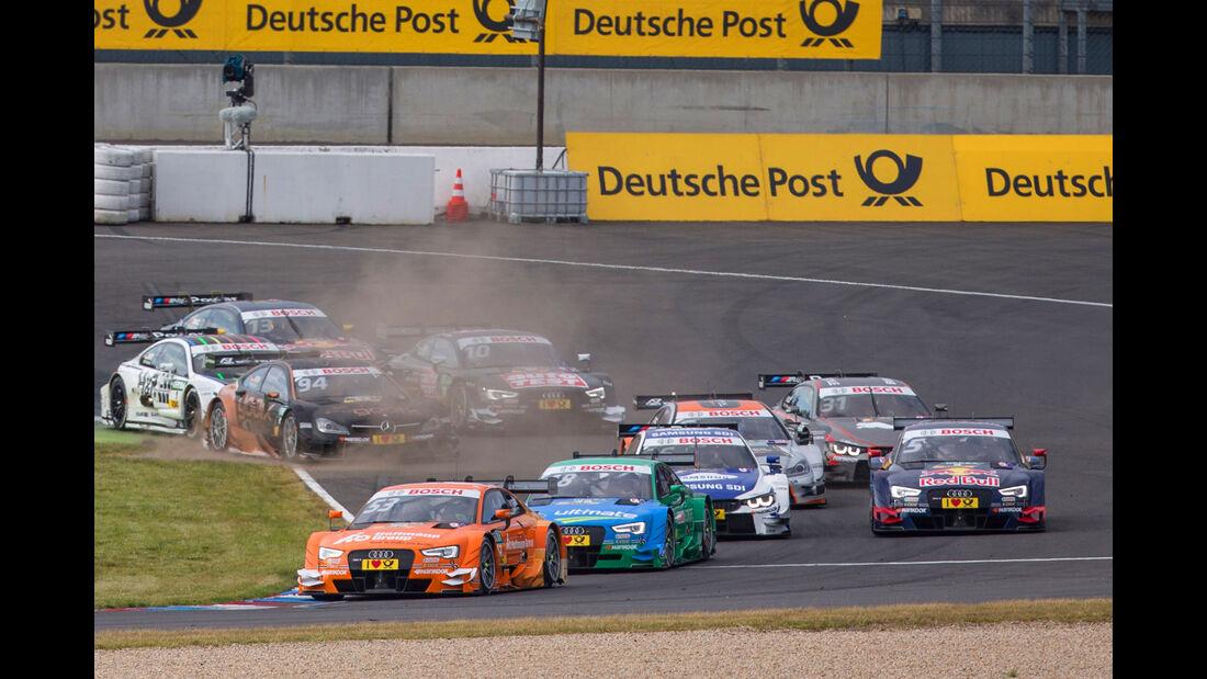 Start - DTM - Lausitzring 2015