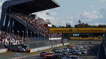Start - DTM - Moskau - 1. Rennen - Samstag - 29.08.2015