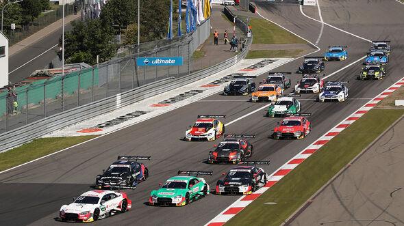 Start - DTM - Nürburgring 2019