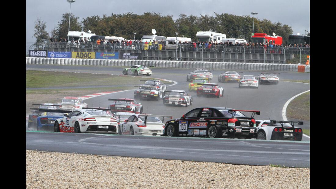 Start, Fahrzeuggruppe, Regen, VLN, Langstreckenmeisterschaft, Nürburgring