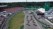 Start - Formel 1 - GP Deutschland 2016
