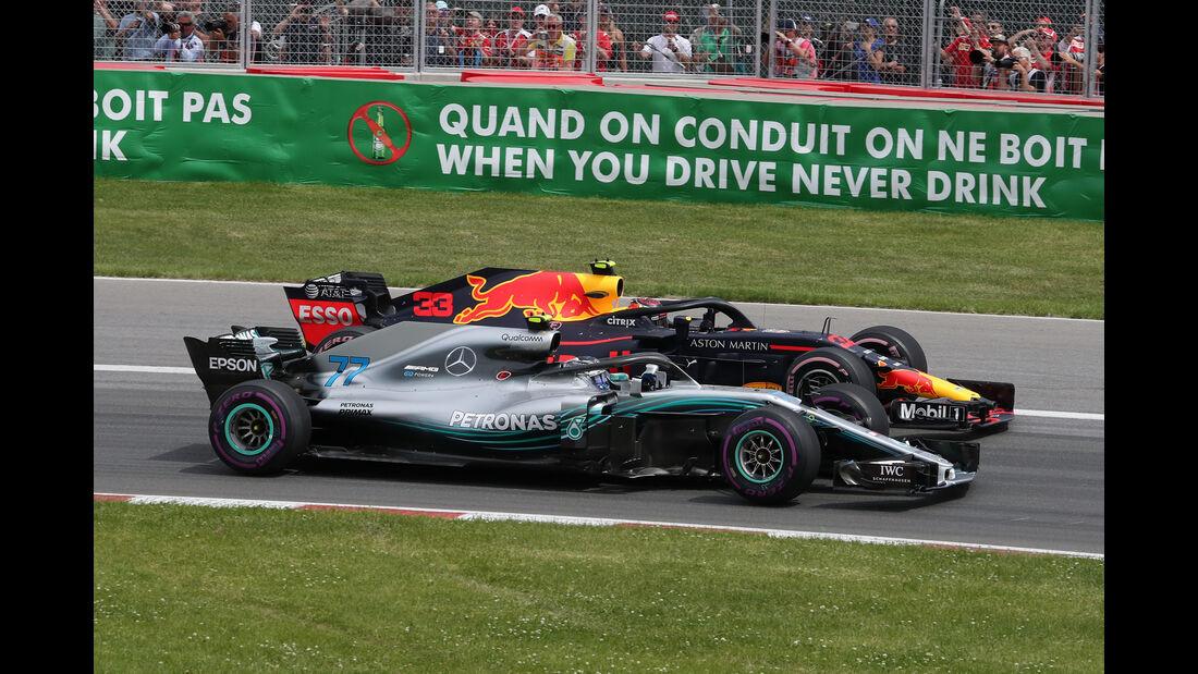Start - Formel 1 - GP Kanada 2018