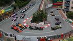 Start - Formel 1 - GP Monaco 2019