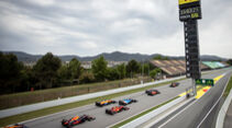 Start - Formel 1 - GP Spanien 2021