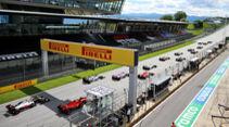 Start - Formel 1 - GP Steiermark - Österreich - 2020