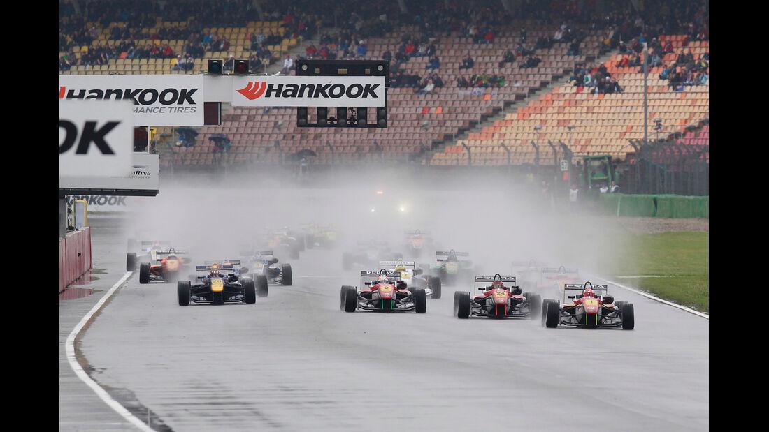 Start - Formel 3 Hockenheim 2013