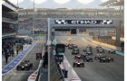 Start GP Abu Dhabi 2012