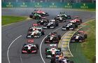 Start - GP Australien 2013