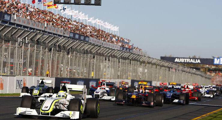 Start GP Australien