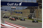 Start - GP Bahrain 2015