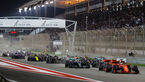 Start - GP Bahrain 2019