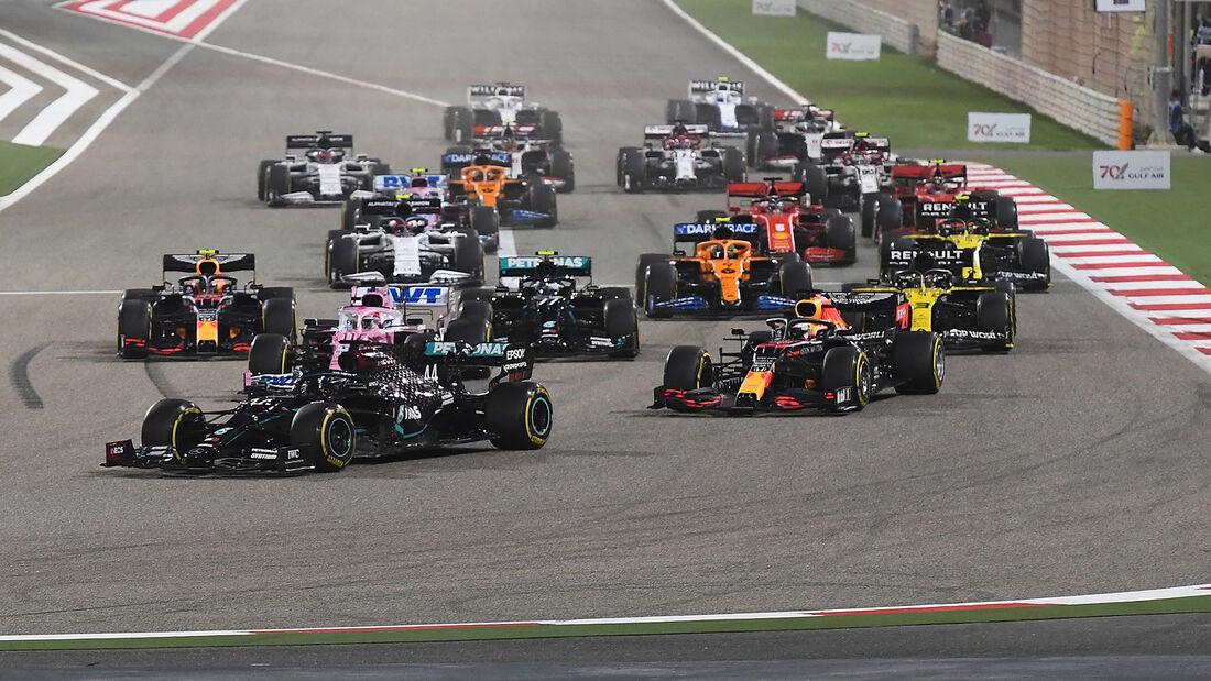 Start - GP Bahrain 2020 - Sakhir