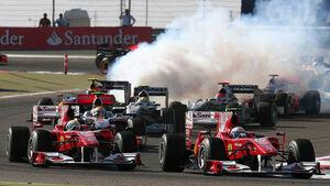 Start GP Bahrain