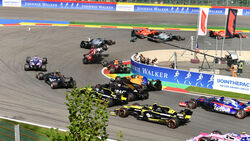 Start - GP Belgien 2019 - Spa-Francorchamps