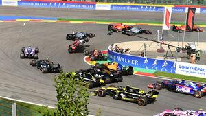 Start - GP Belgien 2019 - Spa-Francorchamps