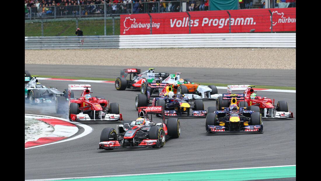 Start GP Deutschland 2011