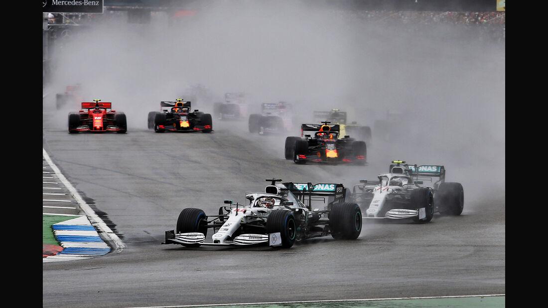 Start - GP Deutschland 2019 - Hockenheim