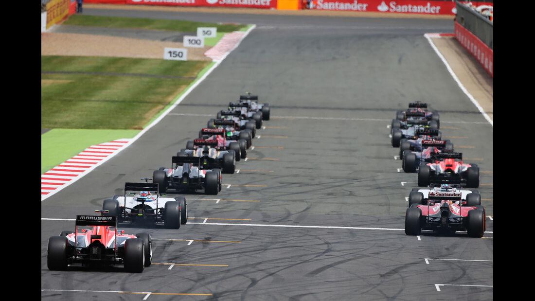 Start - GP England 2014