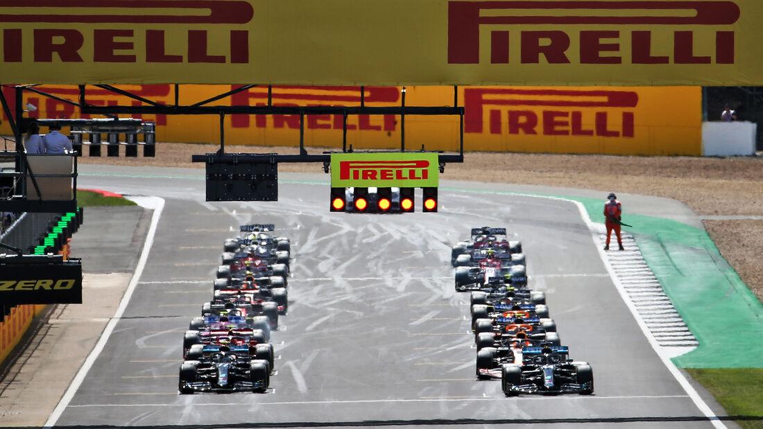 Start - GP England 2020