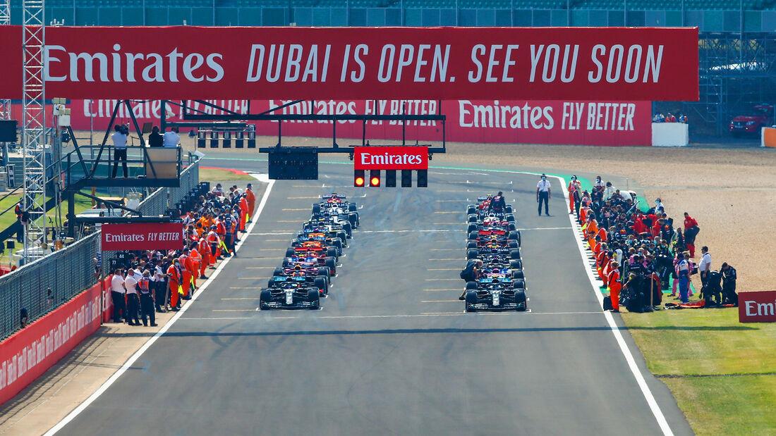 Carrera Sprint: 'Brawn promete más acción en la F1'