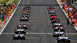 Start - GP England - Silverstone 2020